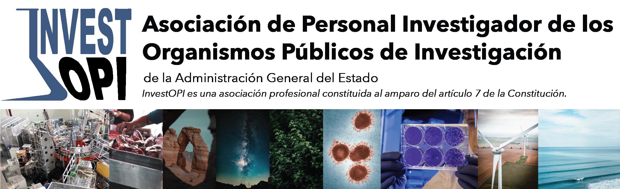 Asociación de Personal Investigador de Organismos Público - InvestOPI
